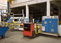 automatic boring, cutting, milling