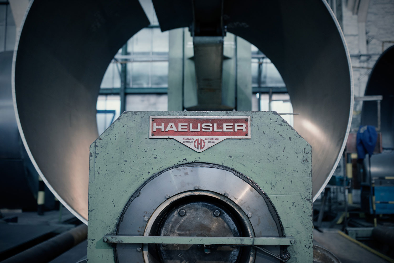 4-Walzen-Biegemaschinen